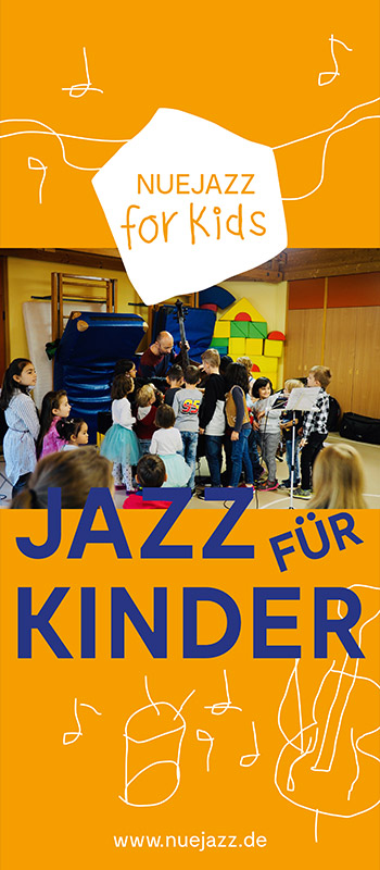 Banner NUEJAZZ for Kids